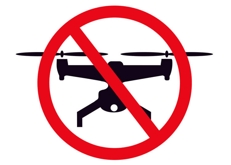 2. Penalties: Japan drone fines
