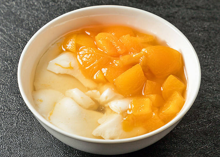 1. 美味しいけど「豆花(トウファ)」にフルーツってのはどうも……