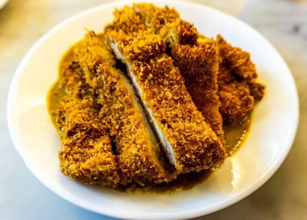 4. 「雞排(ジーパイ)」「鹽酥雞(イェンスージー)」ならぬ唐揚げ
