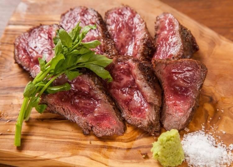 Shinjuku Store Dish Recommendations