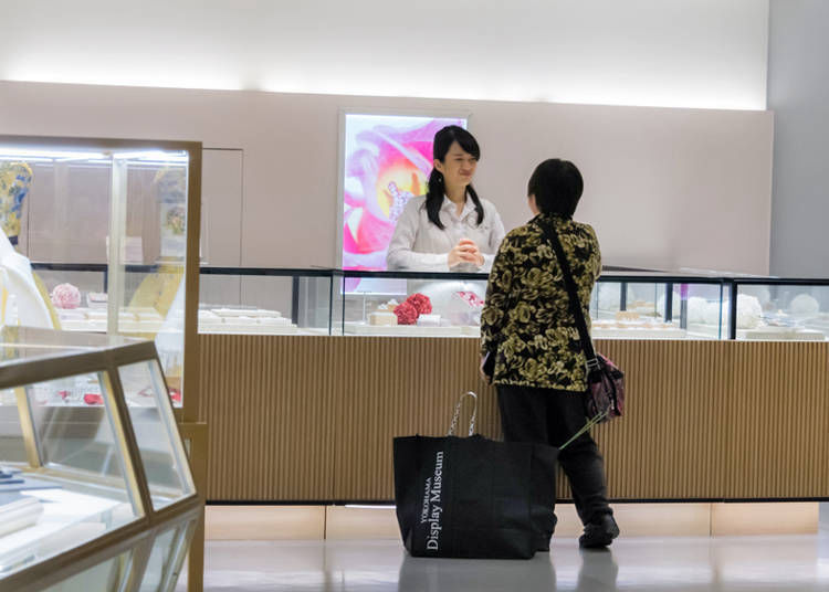 3. Department Store Staff Members Are Too Polite!