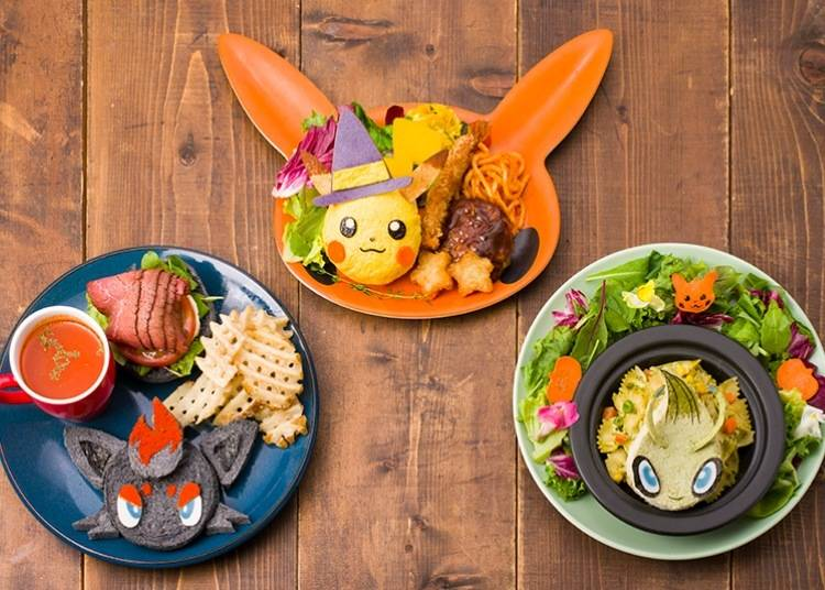 Pokémon Café: Pikachu Learns New Spells!