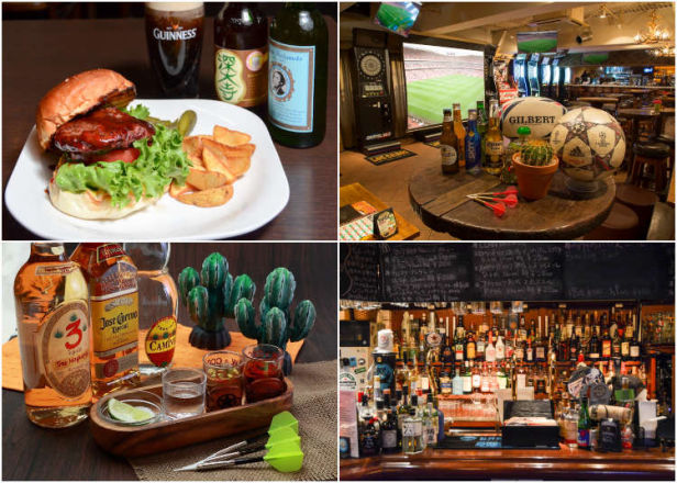 Tokyo's Best 10 Sports Bars: Top Places to Catch The Game!