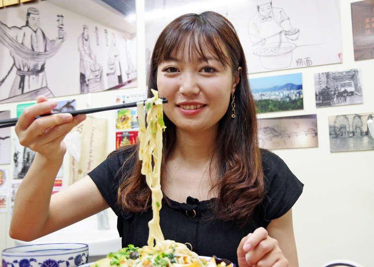 【ガチで新中華街】西川口は本場中国人も驚く世界だった!中国人女子が朝ラー、鴨肉、タピオカなど食べ歩き
