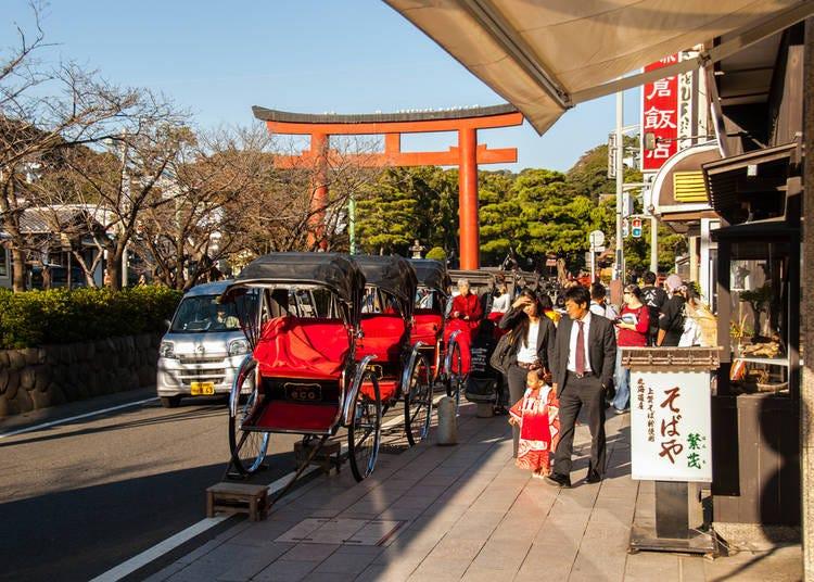 Bonus Places/Side Trips in Kamakura