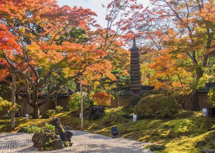 9. Entsūin Temple (Miyagi)