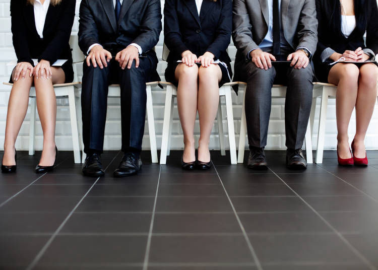 4. You start job hunting before graduating?