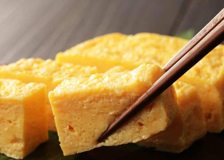好きなご飯のお供(2)卵焼き