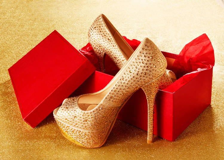 靴や前日のお祝いは縁起が悪いからNG!