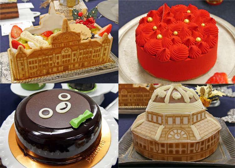 【Xmasケーキ】丸の内OLの「好き!」に応えた東京駅グランスタの2019年トレンドケーキ