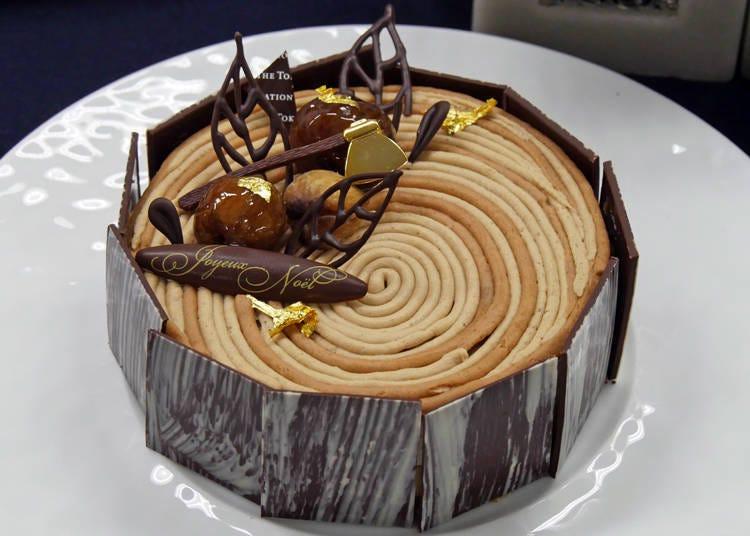 【トレンド2】栗が使われたケーキに注目!