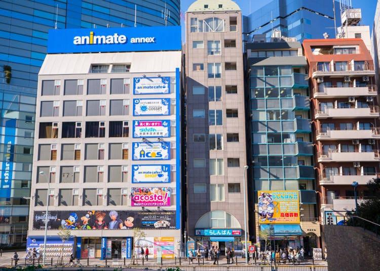 อิเคะบุคุโระ ย่านการค้าและธุรกิจ ศูนย์รวมของความหลากหลาย