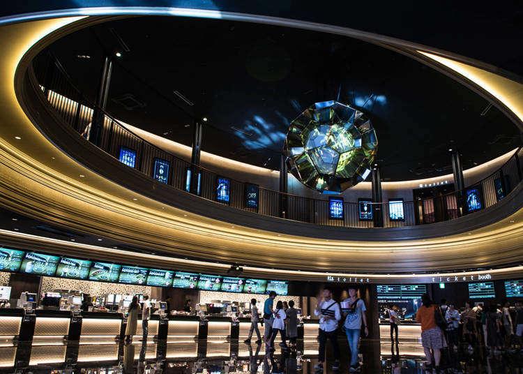 이케부쿠로에 영화관이 뉴오픈! 이케부쿠로의 새로운 랜드마크 '큐플라자 이케부쿠로'의 주목할 만한 에어리어!