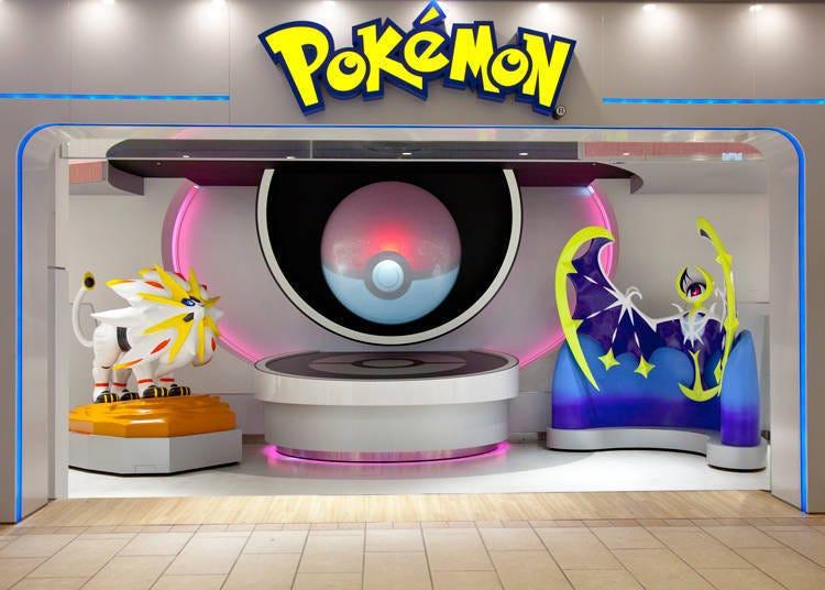 宝可迷必访梦幻景点-「Pokémon Center MEGA TOKYO」