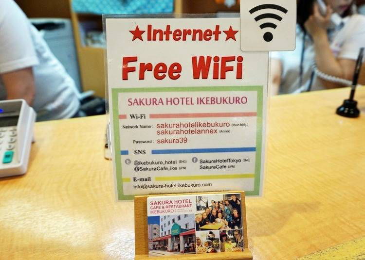 외국인 관광객을 위한 각종 서비스! WiFi, 할랄용 라멘, 무한리필 조식 포함 플랜