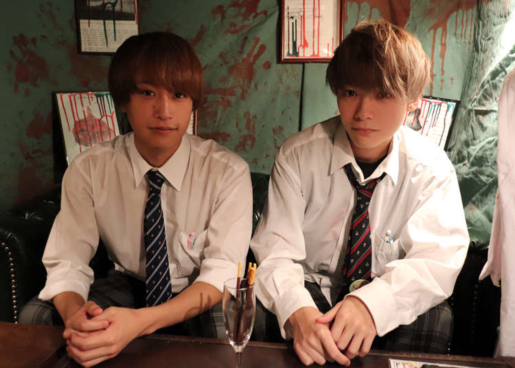 Otome Road: 3 Must-Visit Cafes in Ikebukuro With Sexy Guys and BL Fan Service