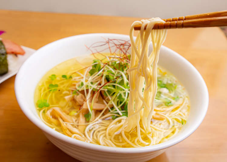 Strong, Spicy, or Luxurious: Tokyo's Top 3 Ramen Shops Near Ikebukuro Loved by Locals