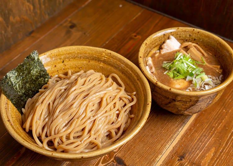 1. Enji: Incredibly Savory Tsukemen Served in Veggie Potage