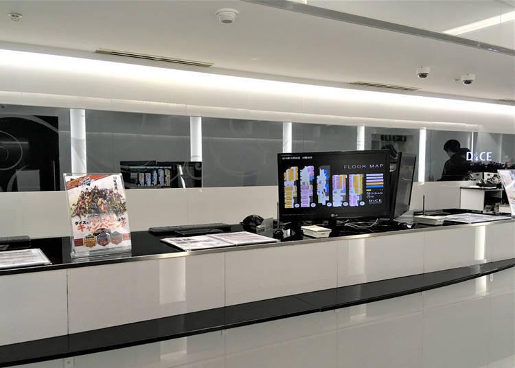 1. DiCE Ikebukuro: 24/7 Internet and manga cafe