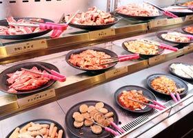 池袋午餐推薦!「喰喰」10種肉品任你吃到飽
