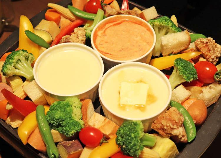 コスパ最強の食べ放題ランチ3選! チーズ、肉、串揚げが全部2000円以内