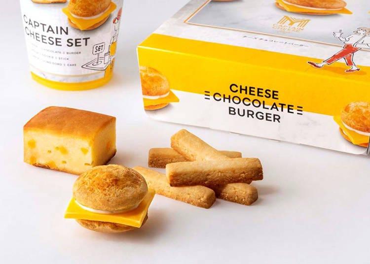 1. My Captain Cheese TOKYO My Captain Cheese Set