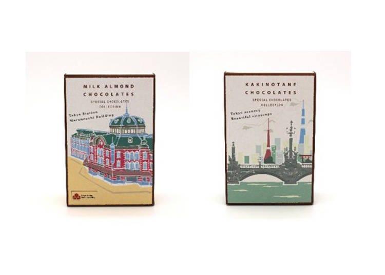 3. チョコレートコレクション/マルシェ ド ショコラ