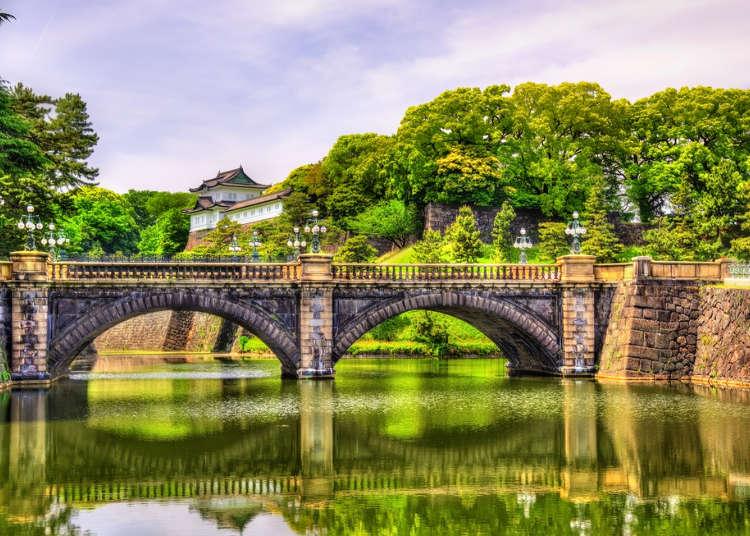 這裡就是日本天皇的住所!東京「皇居」全方面觀光導覽&預約指南