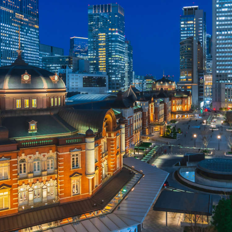 3 Popular Hotels with Stunning Night Views! Only 5 Minutes from Tokyo Station