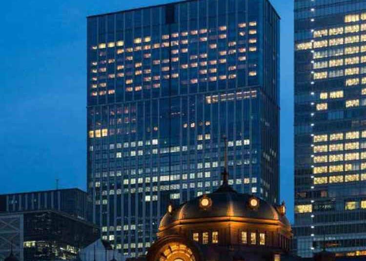 조망도 럭셔리! 오리엔탈풍의 비일상적 공간 '샹그리 호텔 도쿄'