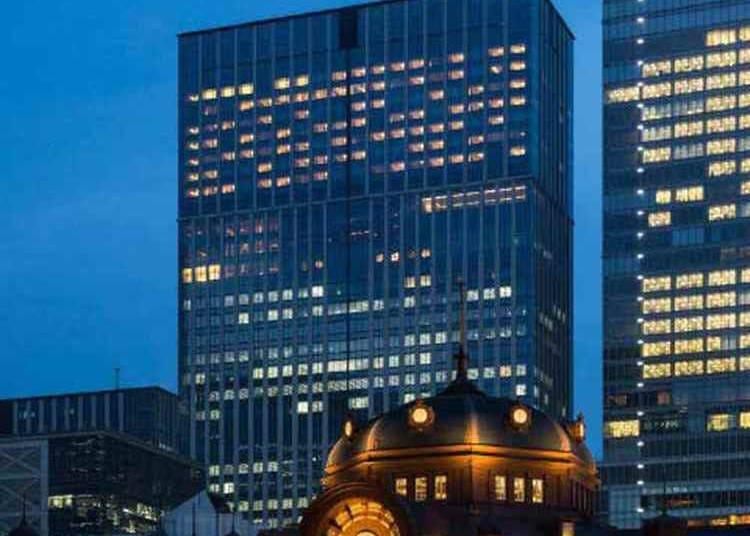 东方风格的豪华空间-「香格里拉大饭店 东京」