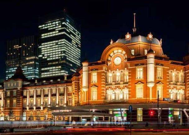 東京車站推薦住宿① 傳統與歷史的名門-「東京站大飯店The Tokyo Station Hotel」
