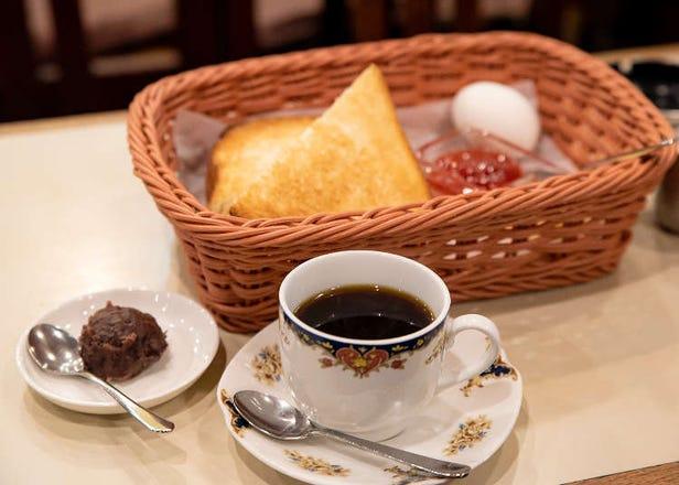 早起的日本人最爱!东京车站周边3间绝品早餐店家、餐厅