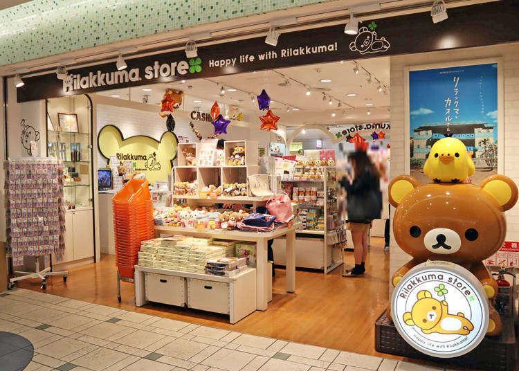 日本限定周边&点心零嘴一次买齐!东京站一番街人气土特产伴手礼10选