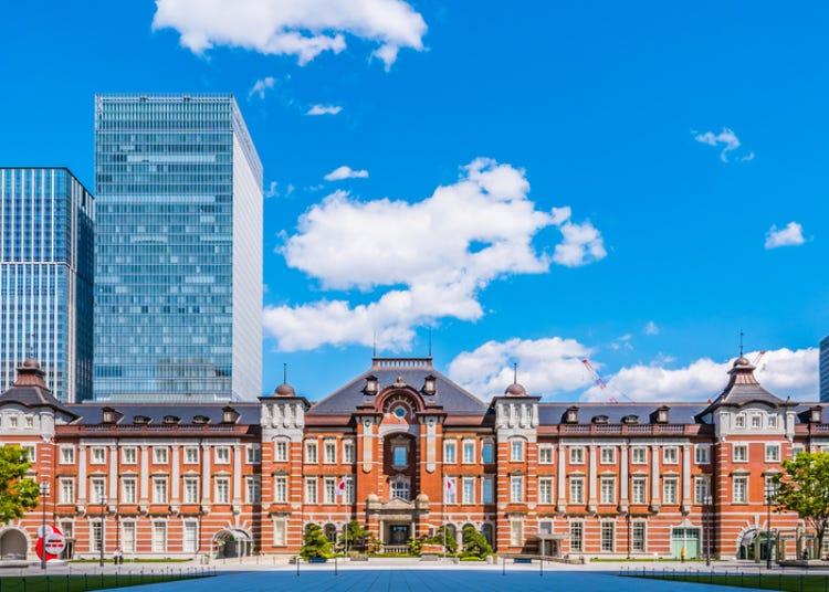 東京站・丸之內地區近年新景點5選:二重橋廣場、Ginza Sony Park、Konica星象天文館等