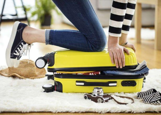 超實用!現役空姐親授行李箱省空間的收納撇步!不再讓你煩惱出國行李啦