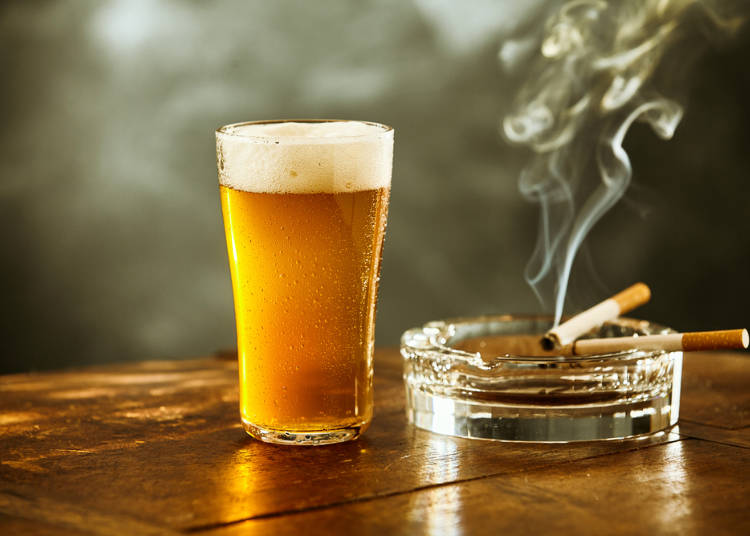 你該懂的出入境規定③菸酒類