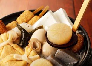 冬天來碗關東煮暖心!日本關東煮食材日文、中文對照&解說