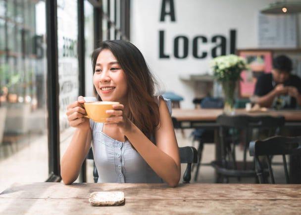 日本留學生的娛樂消遣①連鎖咖啡廳