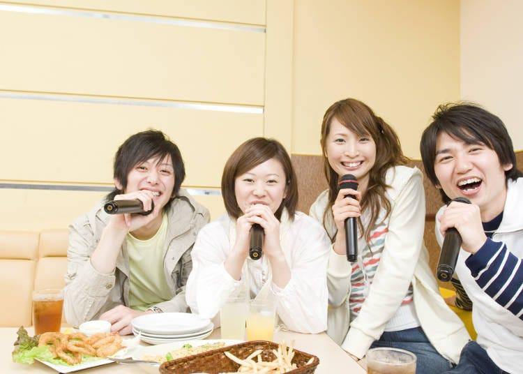 日本留學生的娛樂消遣④卡拉OK