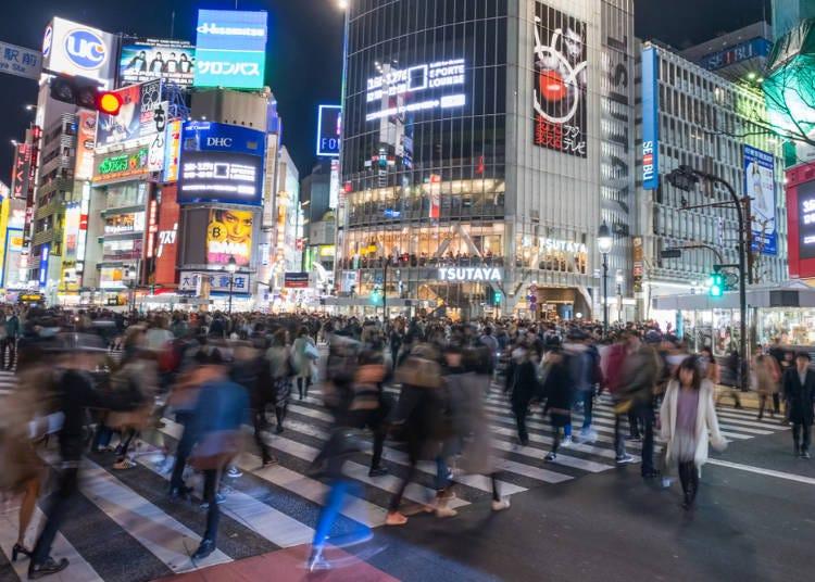 日本留學生的娛樂消遣⑥逛街