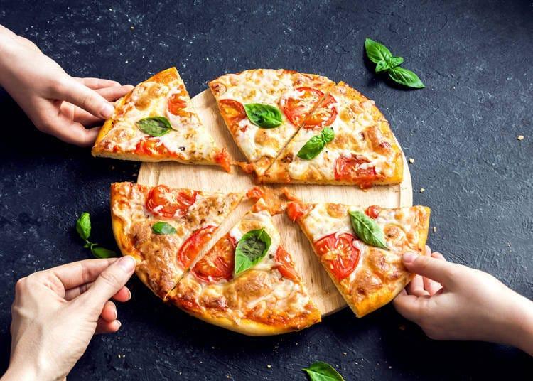 Do Japanese people like to share food?