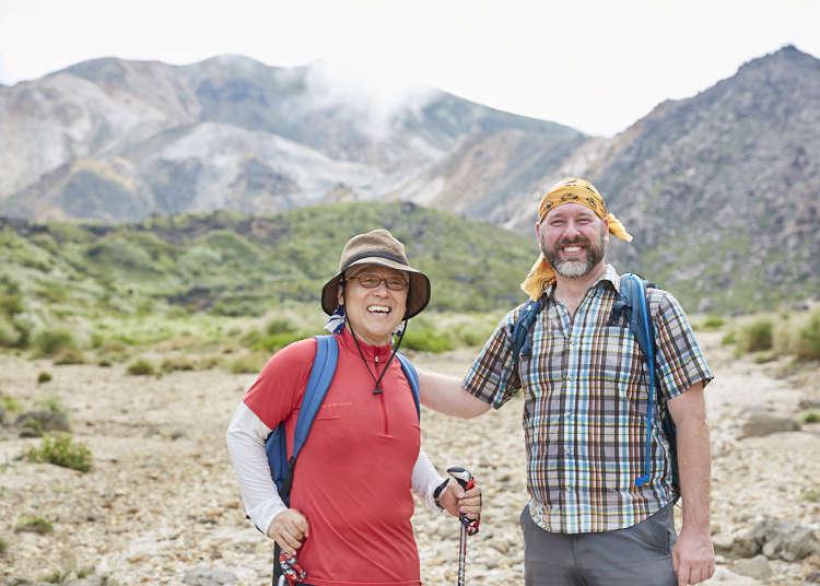 探索雄偉壯麗的火山之旅。完全享受沈浸在阿蘇・九重的自然美景之中的樂趣|九州地區