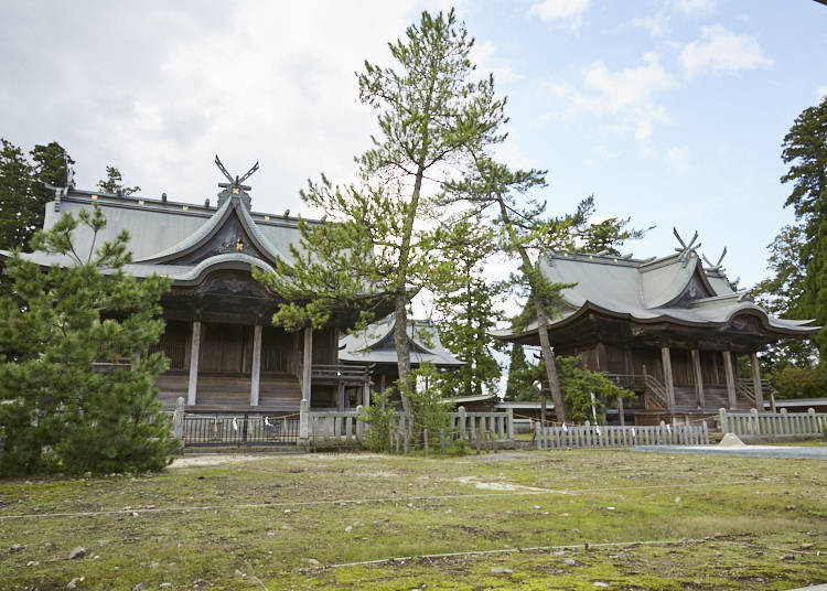 Remembering the History and Mountain Faith of the Hunters and Gatherers at Aso Shrine