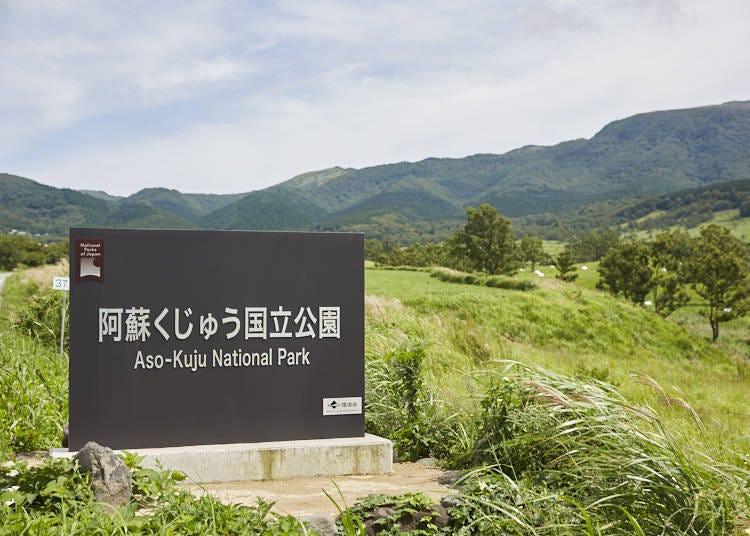 阿蘇九重國立公園在哪裡?有甚麼特別之處呢?