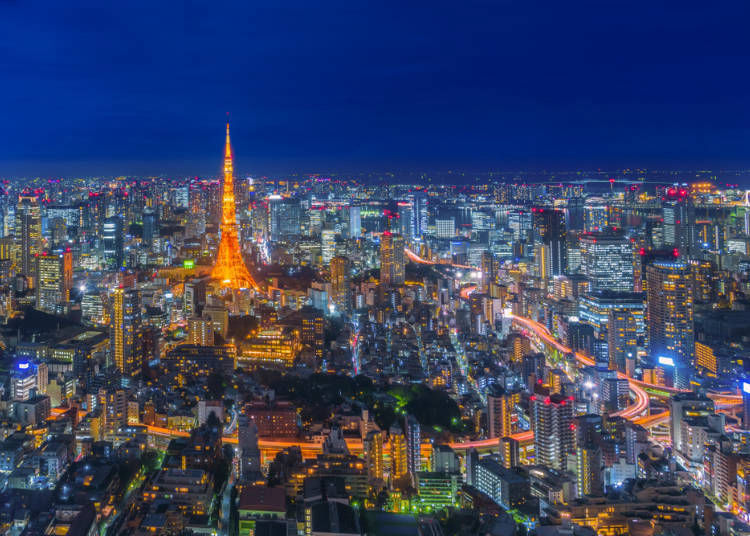 Tokyo Is One of the Most Prominent Gourmet Cities in the World!