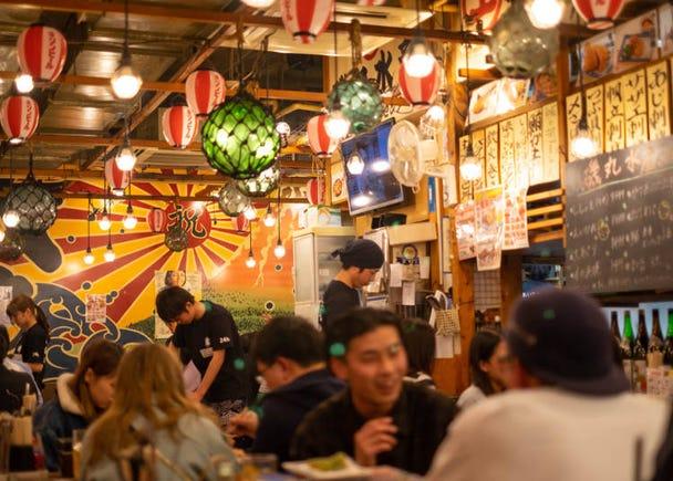 【東京の食文化探訪④】不夜城トーキョー。夜もしっかり食べ語らう場所が豊富