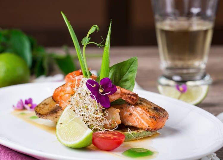 【東京の食文化探訪①】国内外の一流シェフが集結、本物の料理が食べられる