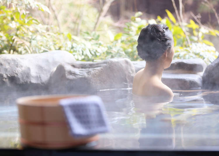 在日本泡汤该怎么泡?专家帮你解答,外国人在日本泡温泉最常遇到的15个疑问