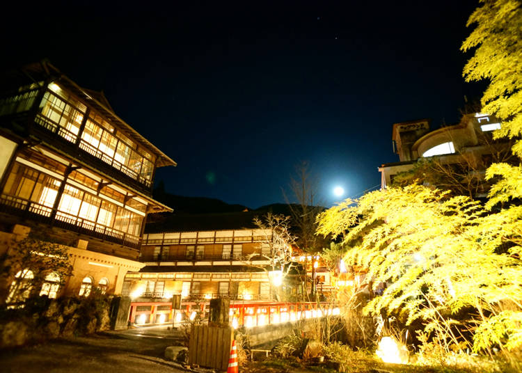 箱根以外の好きな温泉スポットは?